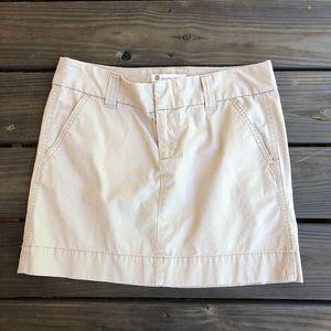 Gap favorite chino skirt